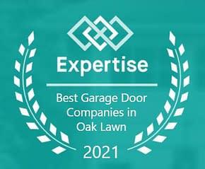 best of chicago award - ar-be garage doors