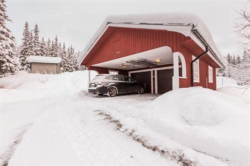 garage security winter