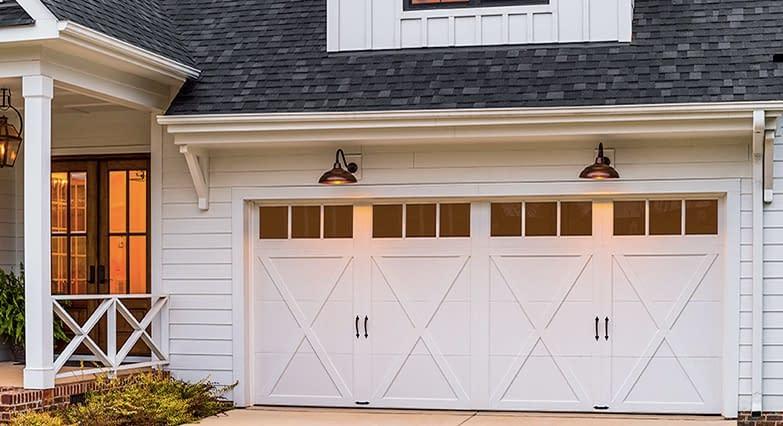 Garage doors in Bedford Park