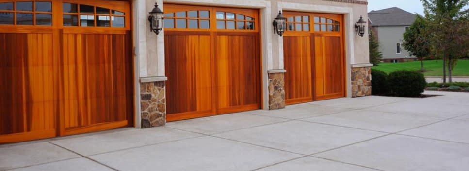 chicago garage door options